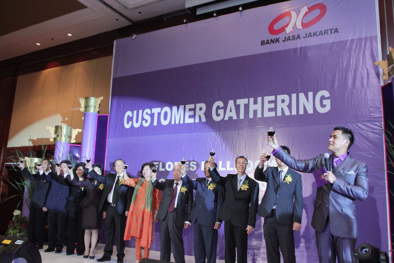 Customer Gathering 2011