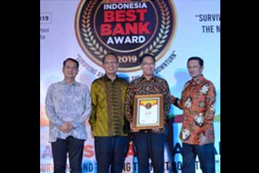 Indonesia Best Bank Award 2019